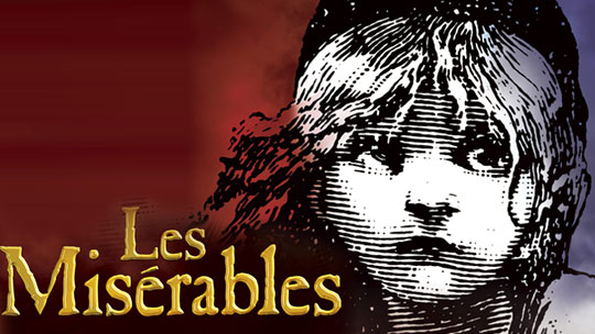 Les Miserables movie to be released December 14