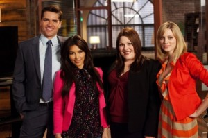 No kanye west no ray j kim kardashian shines in drop - Drop dead diva script ...