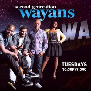 Wayans family taking over the stage & screen