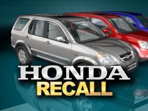 Honda recall image