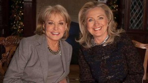 Barbara Walters : Hillary Doesn't Want to Run in 2016