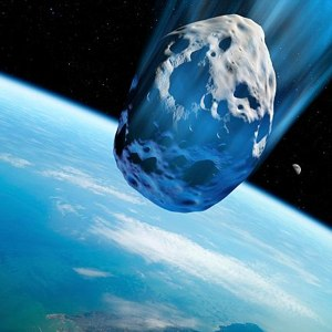 NASA CONFIRMS ALIEN ENCOUNTER Asteroid-2