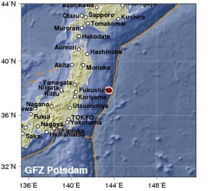 Japan Just Hit With Third Earthquake Today as 177 Earthquakes Have Peppered the Western Pacific