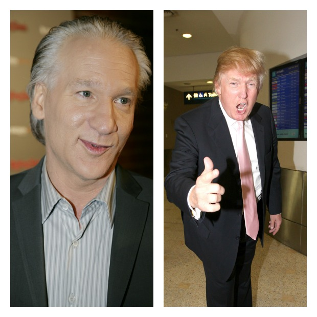 Bill Maher makes $5 million offer to Donald Trump