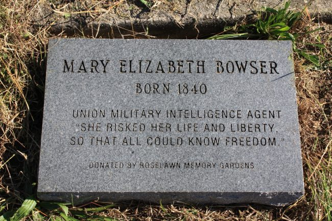 Mary Elizabeth Bowser: The Invisible Union Spy