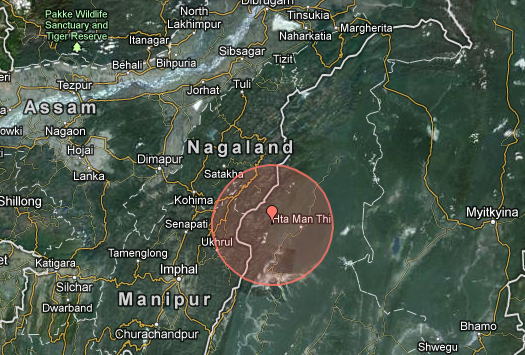 India Struck by Strong 5.9 Earthquake