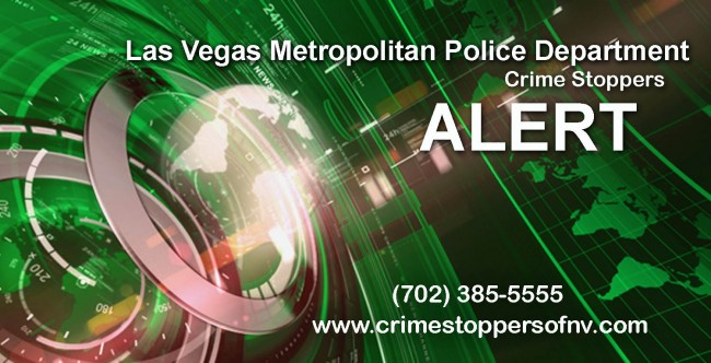 Las Vegas police seek assistance on robbery