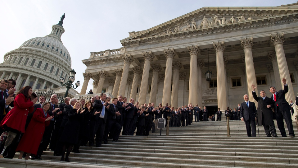 United States Congress Has Become A House Divided