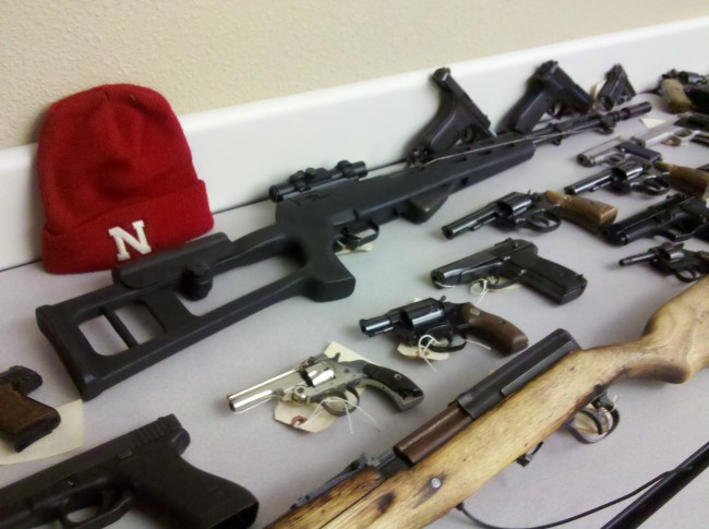 Medina County Gun Show Vendor Accidentally Shoots Himself