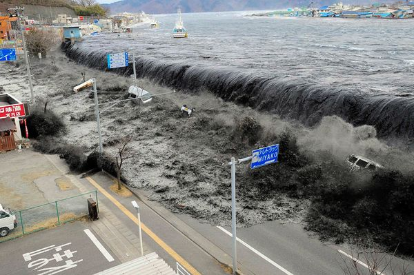 Japan Issues Tsunami Warning After 7.3 Quake