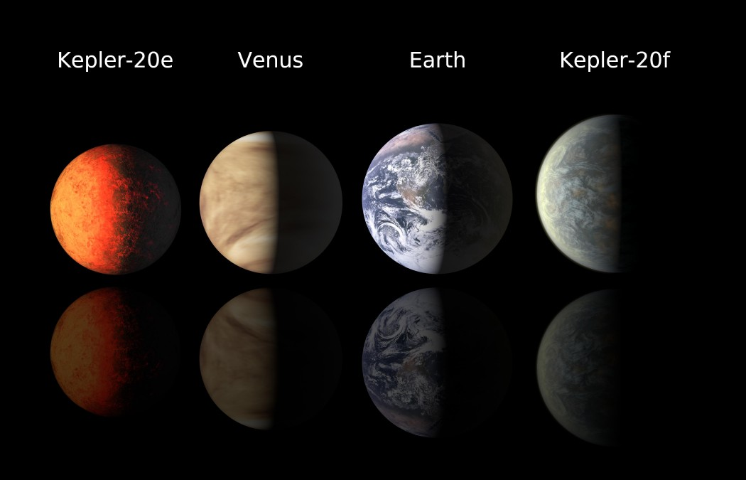 ... on Monday the discovery of 461 new inhabitable planetary candidates