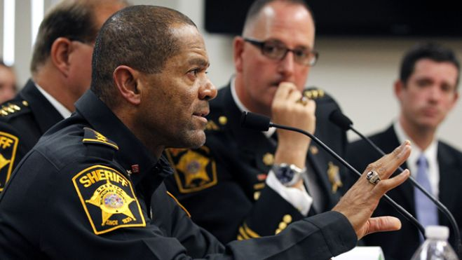 Sheriff David Clarke, Jr.