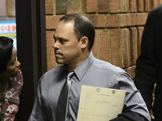 Oscar Pistorius Detective faces, seven counts of attempted murder