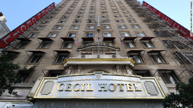 """Cecil Hotel"", a Different History"