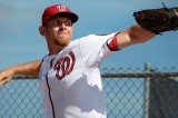 The Strasburg Pitch Count Begins