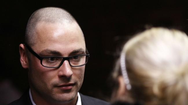 Oscar Pistorius' Brother to Also Face Homicide Charges