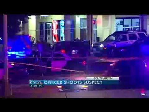 Dallas - TX Officer Involved Shooting Puts 46-year-old Latino Male in Hospital
