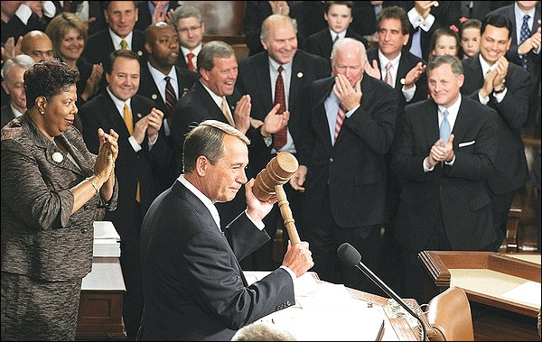 John Boehner Will Lead Republicans to Force The Sequester