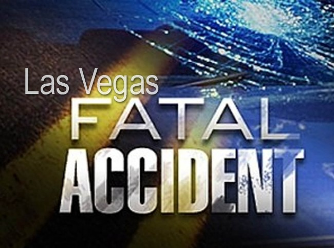 Las Vegas: Fatal traffic accident