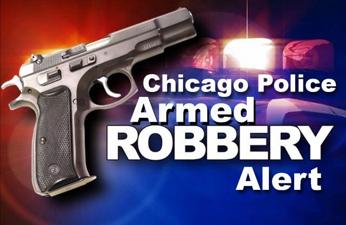 Chicago: Armed robbery community alert