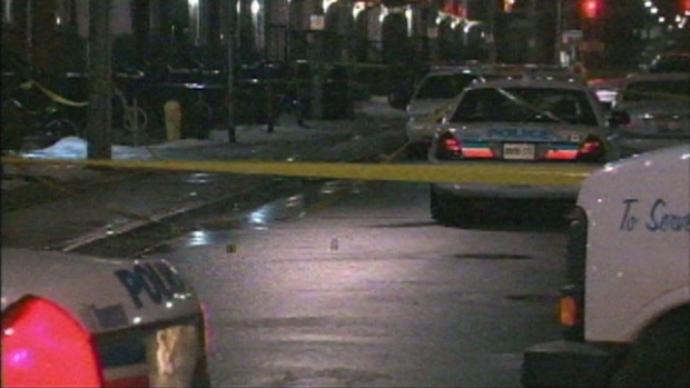 North York Morning Shooting Leaves One Person Dead