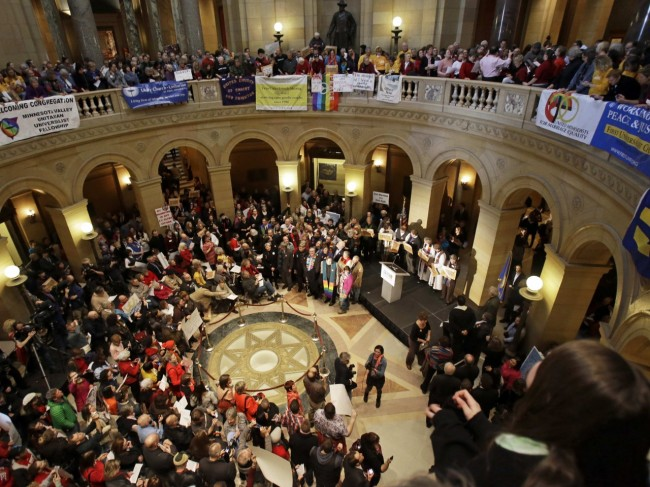 Prominent Republicans Sign Brief In Support Of Same-Sex Marriage