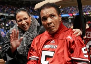 Muhammad Ali is alive and well