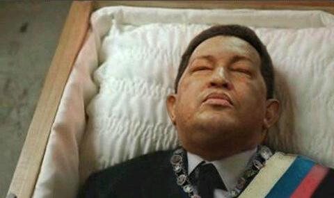Hugo Chavez Dead?