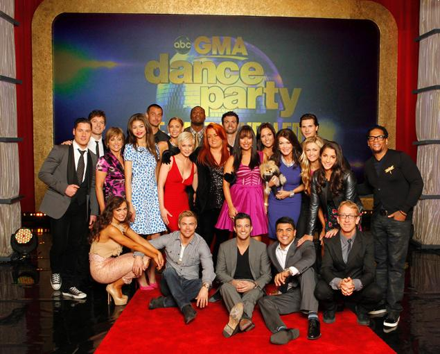 Dancing with the Stars New Cast (Video)