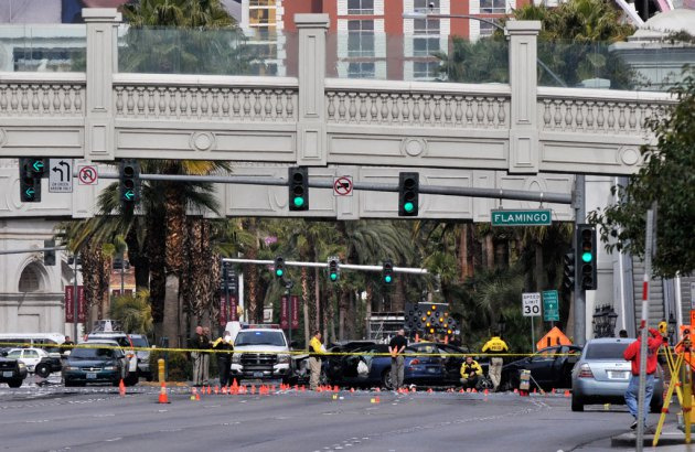Las Vegas Strip murder arrested