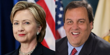 Hillary Clinton vs. Chris Christie in 2016?