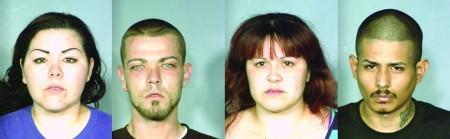 Las Vegas: 12 Arrested in Gang Sweep