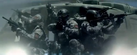 New Cobra Special Forces (Trailer)
