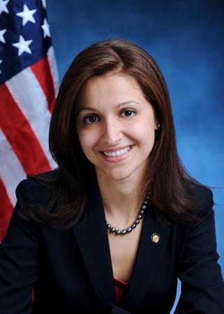 Assemblywoman Aravella Simotas