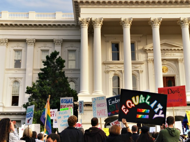 Defense of Marriage Act and Gay Marriage Expose Closet Hypocrites