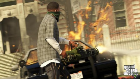 Grand Theft Auto 5 screenshots and trailer