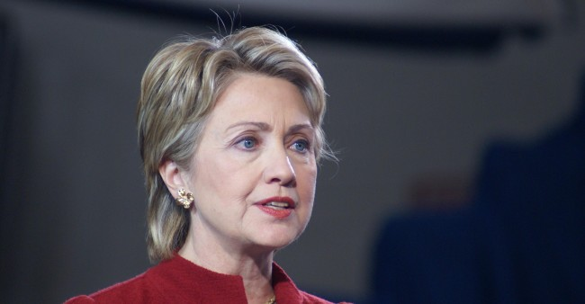 Hillary Clinton Supports Same-Sex Marriage