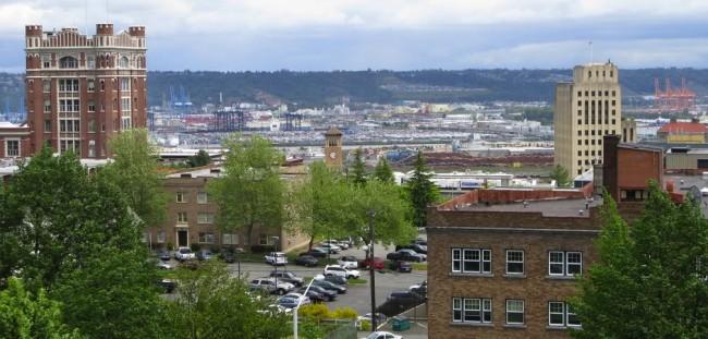 Tacoma Washington neighborhood