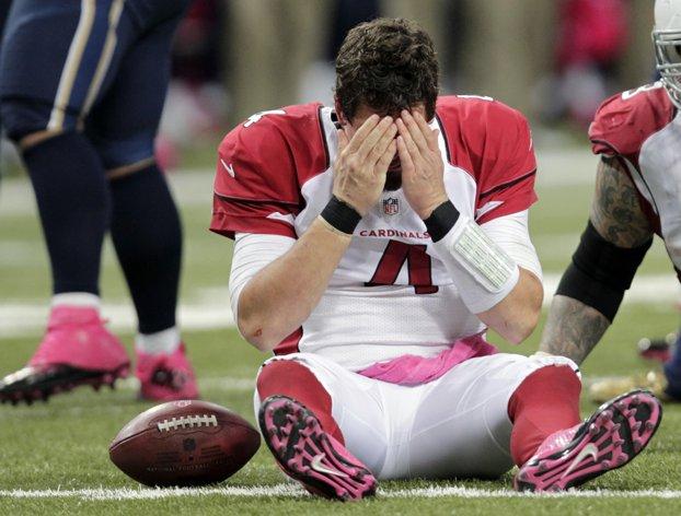 Kevin Kolb no Longer an Arizona Cardinal