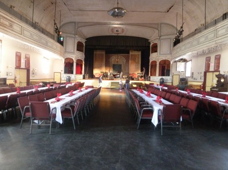 Piper's Opera House - Before the Party