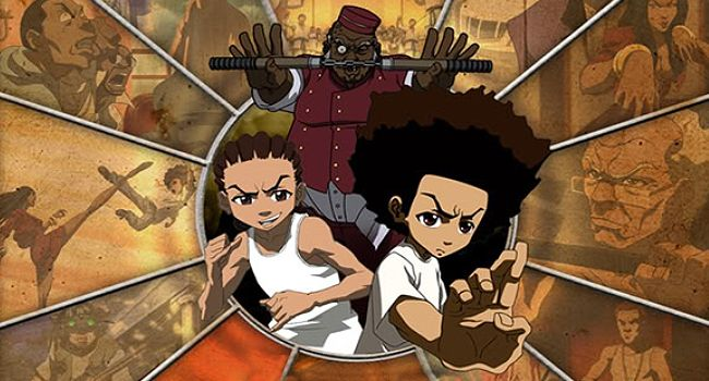 boondocks season 4