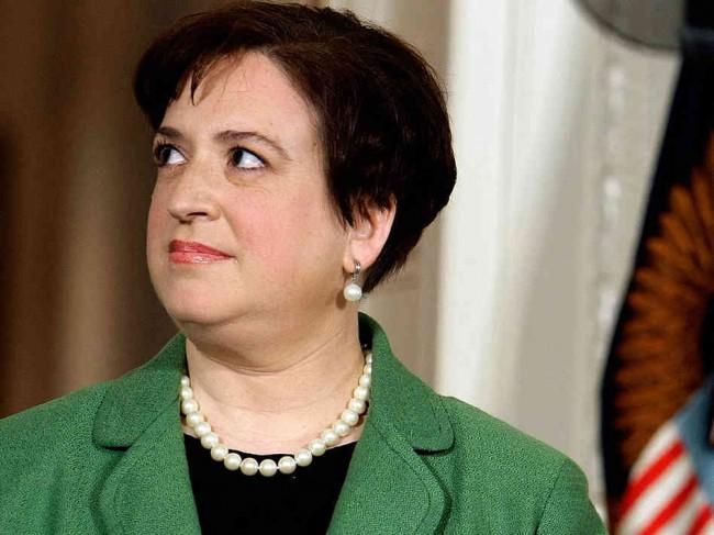 Justice Elena Kagan Takes the Spotlight on DOMA
