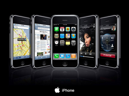 iphone, samsung and blackberry smartphone technology vs consumers