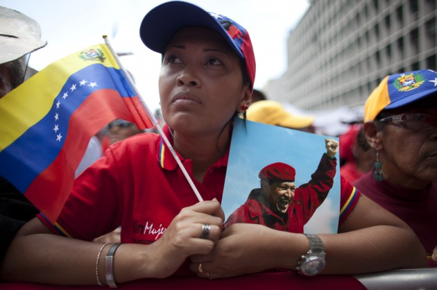 Chavez death blamed on U.S.