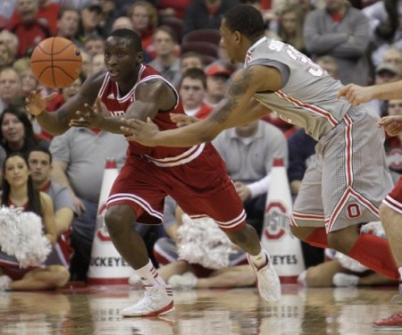 No. 2 Indiana Loses at Home to No. 14 Ohio State