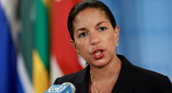 Susan Rice be the Next National Security Adviser?