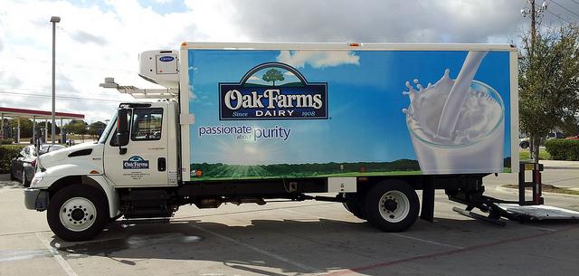 Oak Farms Dairy Offers Reward in Cowgill Homicide