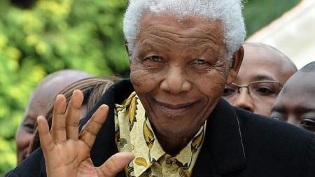 Nelson Mandela hospitalised