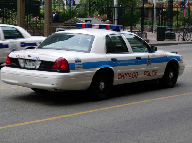 Chicago: Robberies 008th District