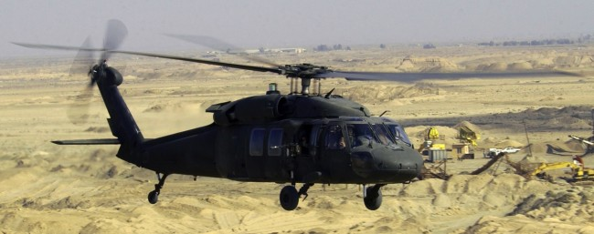 5 American soldiers dead after helicopter crash in Afghanistan